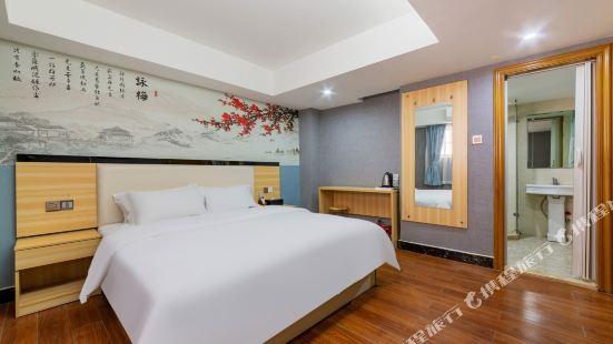 城楓酒店(廣州長壽路地鐵站店)