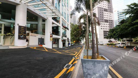 吉隆坡維多利亞之家維達公寓