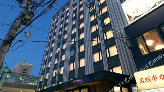 At Inn Hotel Toyotashi station