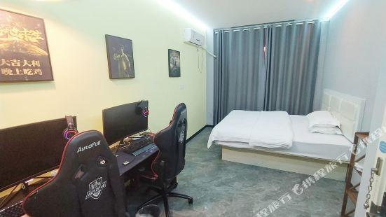 M7 E-sports Hotel (liugoulong subway station, South yinpen Road, Changsha)