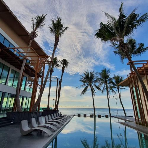 Eco Cozy Beachfront Resort Chaam