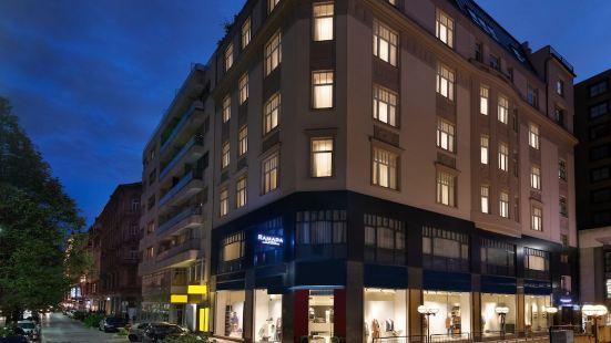 布達佩斯市中心温德姆華美達酒店