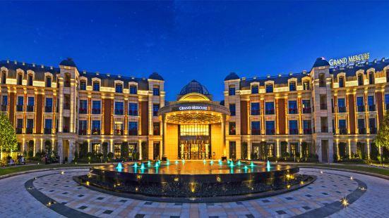 鄭州新田美爵酒店