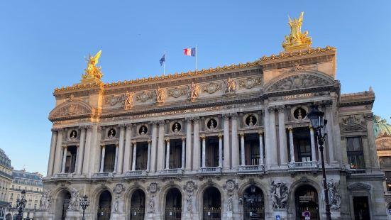 巴黎歌劇院林蔭大道假日酒店