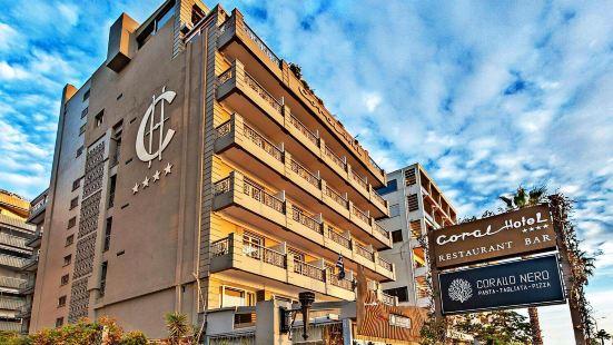 雅典珊瑚酒店