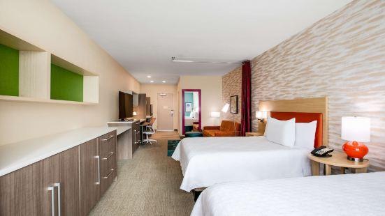 加州卡爾斯巴德希爾頓惠庭酒店