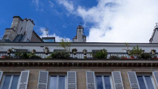 Tinah - Champs Elysées