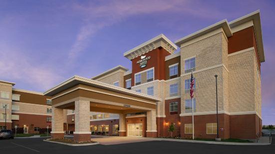 堪薩斯城高速公路希爾頓欣庭酒店
