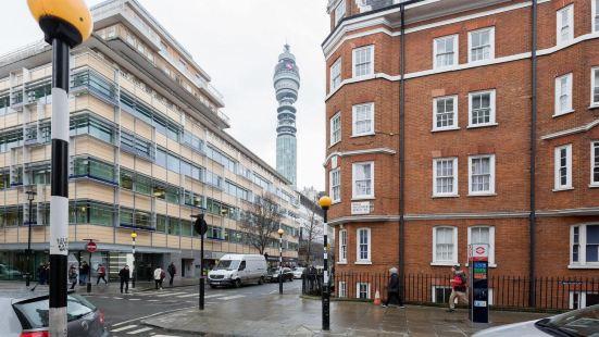 1 Bedroom Fitzrovia Apartment 10-minute walk from Oxford Street & Soho
