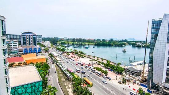 Marina Travellers Suites Kota Kinabalu