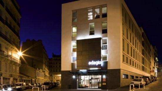 馬賽老港阿德吉奧公寓式酒店