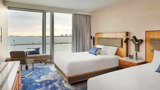 Sable at Navy Pier Chicago, Curio Collection by Hilton