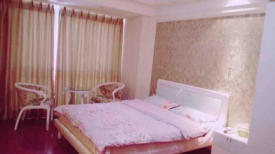 愛旅小屋酒店公寓(蕪湖萬達店)