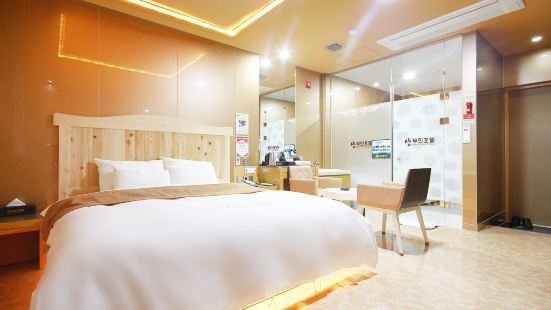 Yeosu San Self check-in Hotel