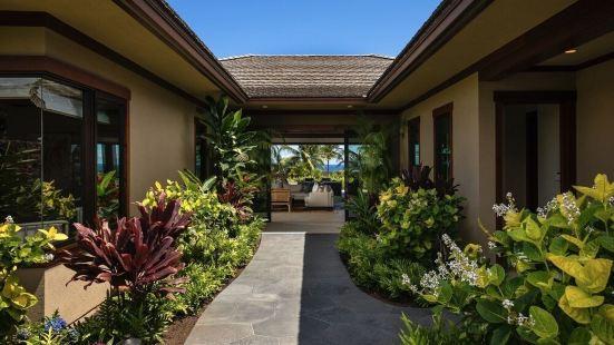 4bd Kulanakauhale At Four Seasons Resort Hualalai 4 Bedroom Estate