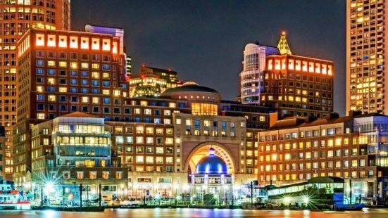 波士頓海港酒店