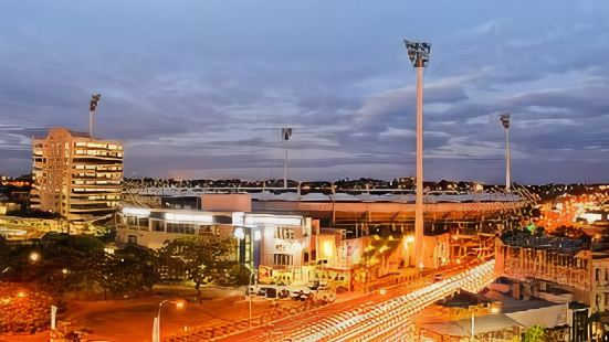 Gabba Central by Vivo Brisbane