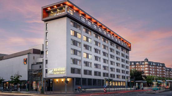 法蘭克福曼豪斯斯坦德酒店