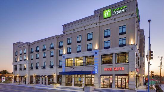 堪薩斯城KU醫療中心智選假日酒店及套房