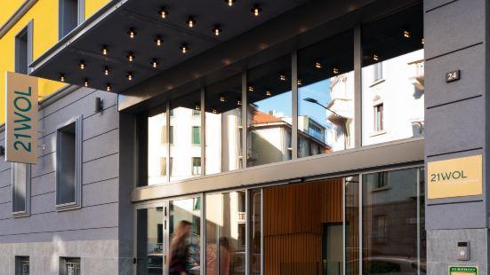 21 沃爾米蘭中央酒店