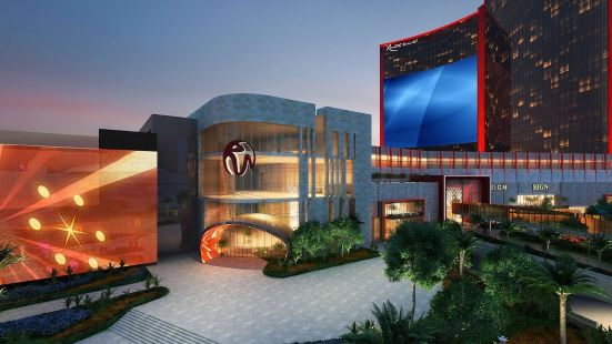 Las Vegas Hilton at Resorts World+++