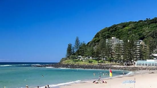 Burleigh Gardens North Hi-Rise Holiday Apartments Gold Coast