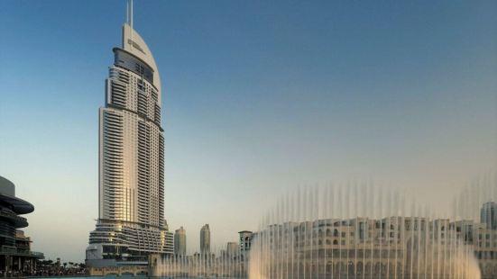 Wonderful Stay at The Address Dubai Mall -1Bedroom