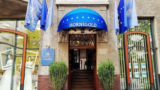 """Hornigold """"w Zielonej Kamienicy"""""""