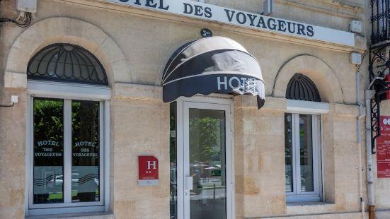Hôtel des Voyageurs Centre Bastide
