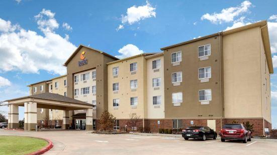 Comfort Inn & Suites Airport Oklahoma City