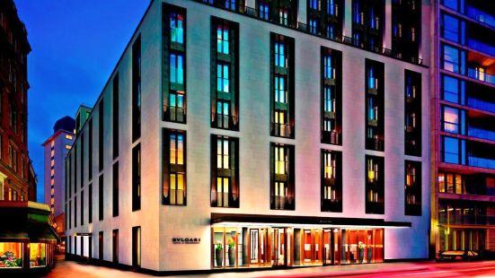 倫敦寶格麗飯店