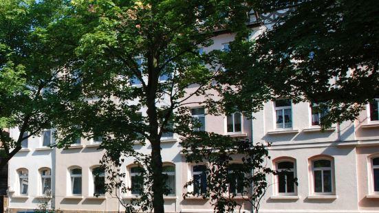 萊比錫喬治廣場裴森膳食公寓