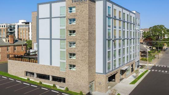 Fairfield Inn & Suites by Marriott Nashville Near Vanderbilt