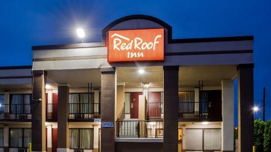 東印第安納波利斯紅屋頂酒店