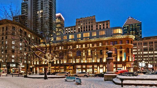 蒙特利爾伯克斯酒店