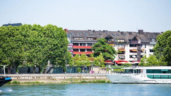 City Apartments Rheinterrassen