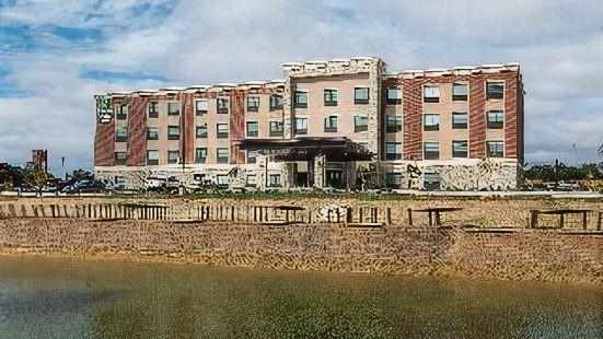 聖路易斯西文茨維爾智選假日套房酒店