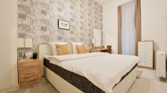 Premium Apartments by Hi5 -Elegant Suites Irányi