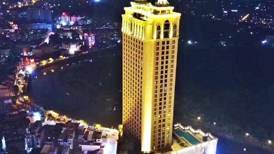 東興華美達廣場酒店