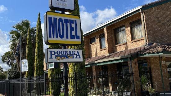 普拉卡汽車旅館