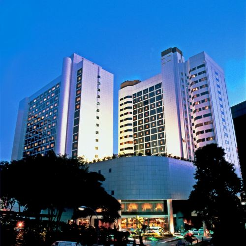 Orchard Hotel Singapore (Staycation Approved)