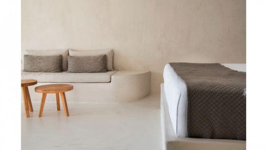 Villa Dusk in Fira, Santorini!