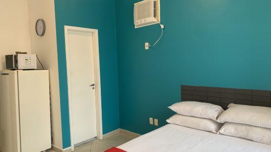 Studio for Couples 100m from Copacabana Beach  CaviRio B416