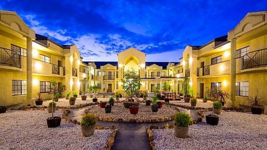 堪培拉帕克蘭中央公寓酒店