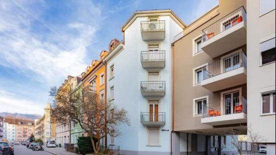 蘇黎世希爾菲爾德瑞士之星公寓