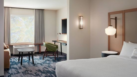 Fairfield Inn & Suites by Marriott San Antonio Medical Center