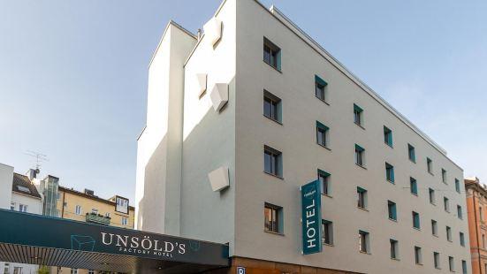 Unsölds Factory Hotel