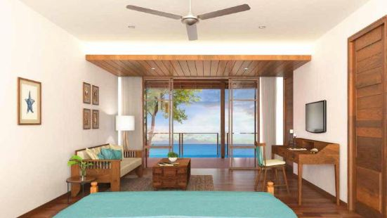 JA Enchanted Waterfront Villas Seychelles
