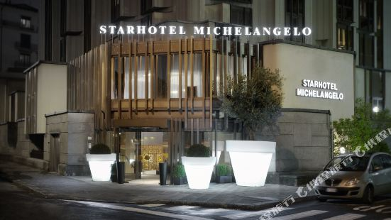 Starhotels Michelangelo Florence