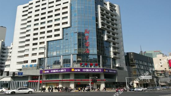 7 Days Inn (Ningbo Tianyi Square, Drum Tower Metro Station)